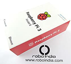 Original Raspberry Pi 3 with inbuilt WiFi and Bluetooth