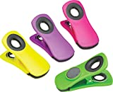 Kitchen Craft Set of 4 Magnetic Memo Clips