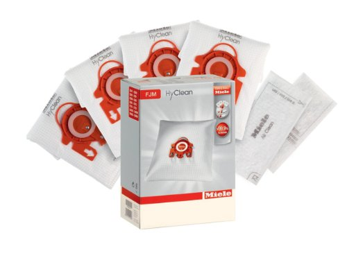 Miele Vacuum Cleaner Bags Type FJM AirClean