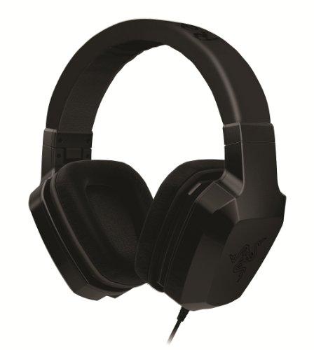 Razer Electra Gaming/Musik Headsets schwarz