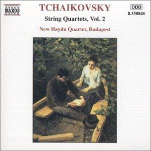 Tchaikovsky: String Quartets, Vol. 2