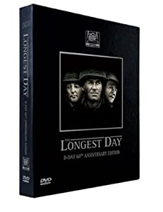 The Longest Day (Classic Collection Box Set) [DVD] [1962]
