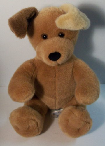 Build a Bear Brown Sugar Puppy Dog Plush