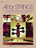 All for Strings Book 1- Piano Accompaniment (All for Strings)