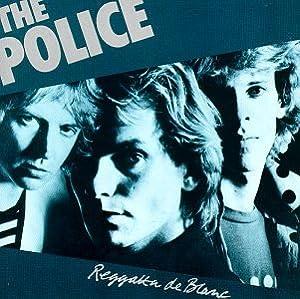 Police Reggatta De Blanc Amazon Com Music