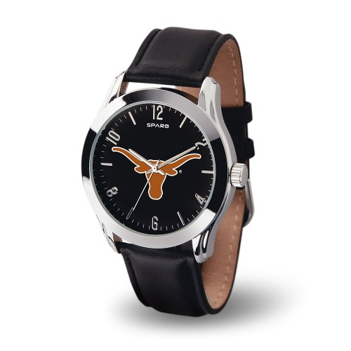 Ncaa Texas Longhorns Classic Watch, Black