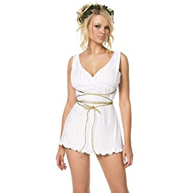 greek goddess fancy dress simulacrum