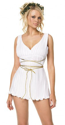 Sexy Greek Goddess Costume Adult