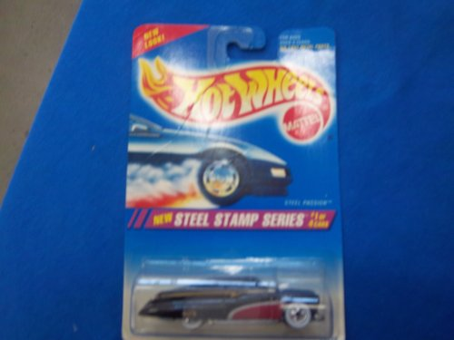 Hot Wheels Steel Stamp Series 1of 4 Steel Passion 13272