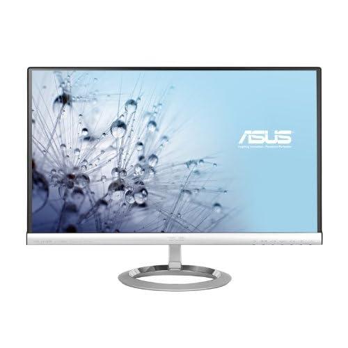 ASUS 液晶ディスプレイ 27型ワイド 最大解像度:1,920×1,080 (フルHD)250cd/㎡ 消費電力:使用時:37W以下、スタンバイ時:0.5W以下 HDMI x2, D-Sub 15ピン x1, ステレオミニジャック x1 MX279HR