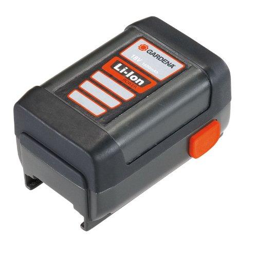 battery packs on sales gardena 8839 18 volt 1 6 ah lithium ion battery. Black Bedroom Furniture Sets. Home Design Ideas