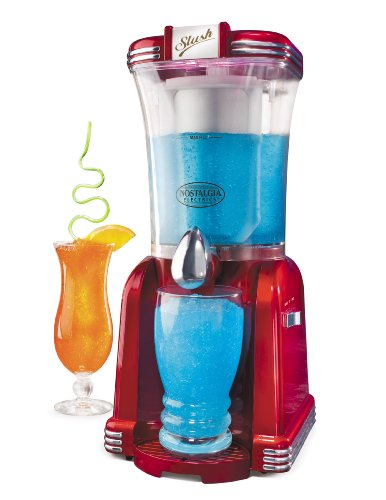 Best Prices! Nostalgia Electrics RSM650 Retro Series Slush Machine