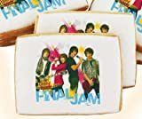 Camp Rock Final Jam Cookies