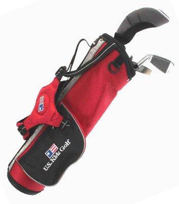 US Kids Golf Us Kids UL-39 3-Club Carry Bag Set LH
