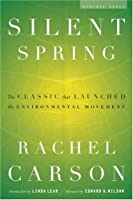 """Cover of """"Silent Spring"""""""