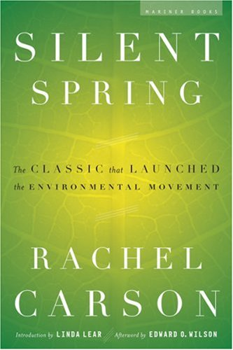 Silent Spring Free Book Notes, Summaries, Cliff Notes and Analysis