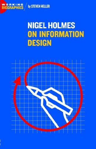 Nigel Holmes On Information Design (Working Biographies)