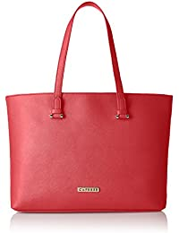 Caprese Catelyn Women's Tote Bag (Red)