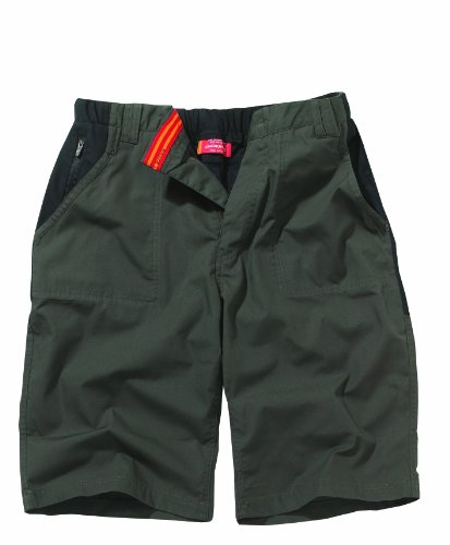 Bear Grylls Men's Original Shorts (Dark Khaki, 30-Inch)
