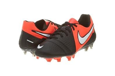 Nike CTR360 Maestri III FG - (Black/Red/White) (7.5)