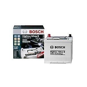 BOSCH (ボッシュ)ハイテックシルバーII 国産車 充電制御車バッテリー HTSS-95D23L
