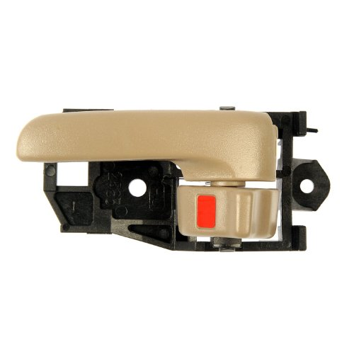 Dorman 91004 Toyota Camry Tan Driver Side Replacement Front/Rear Interior Door Handle