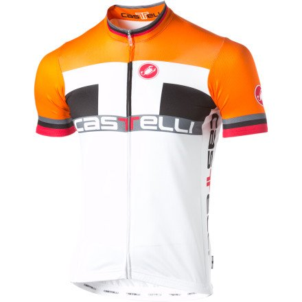 Buy Low Price Castelli Giugno Jersey – Short-Sleeve – Men's (B0083SXJXG)