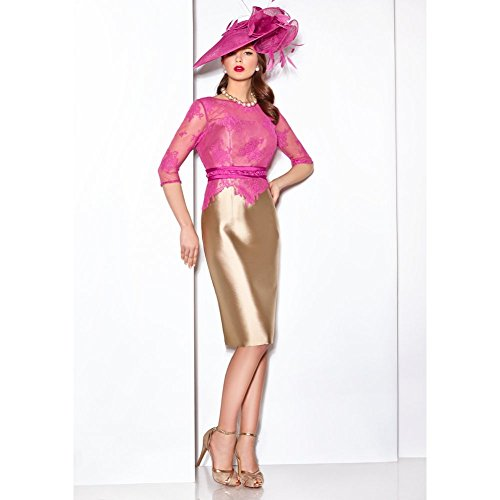 Cabotine Fuxia Mother of the Bride Outfit CY22417