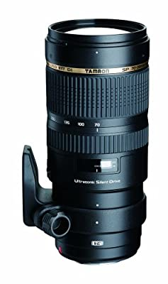 Tamron SP 70-200MM F/2.8 DI VC USD Telephoto Zoom Lens