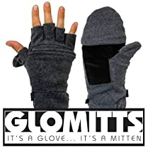 Hot Heads Glomitts! Its a glove..and a mitten!