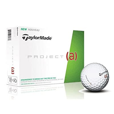 2014 TaylorMade Project (a) Golf Balls - White