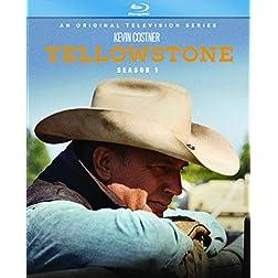 Yellowstone: Season One [Blu-ray]