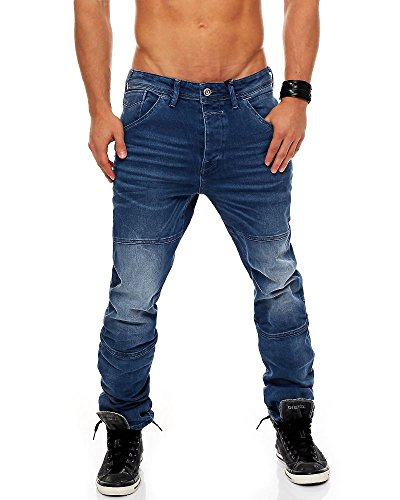 Solid Jeans-Greg Stretch, Uomo, Blu (Medium Use 9050), W36/L32 (Taglia Produttore: 36)