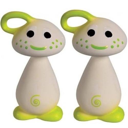 Vulli Chan Pie Gnon Yellow Teether - Set of 2