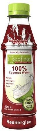 Cocofina Coconut Water 500ml