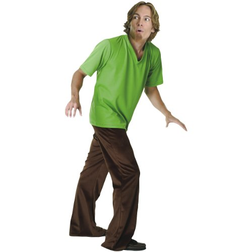 Shaggy Costume - Standard - Chest Size 40-44