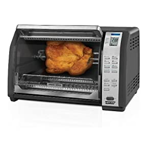 Black & Decker CTO7100B Toast-R-Oven Digital Rotisserie Convection Oven