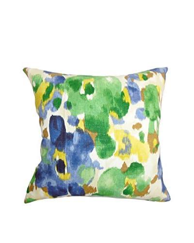 The Pillow Collection 18 Ultramarine Pillow, Blue