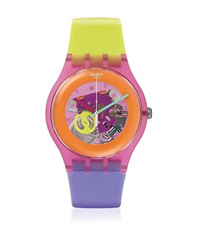Swatch Orologio al Quarzo Unisex Dip In Color 41 mm