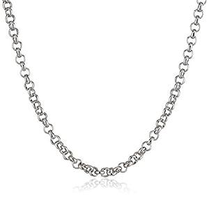 Engelsrufer Damen-Halskette 925 Sterling Silber 70cm Silber rhodiniert ERN-70-E