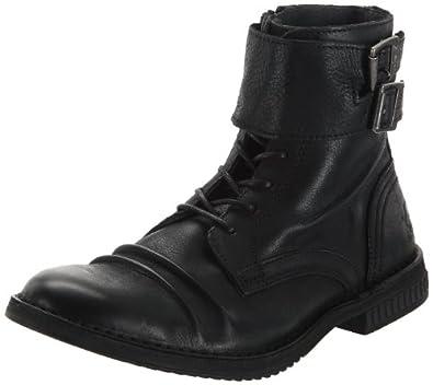 Kickers Jedi, Chaussures à lacets homme - Noir, 41 EU