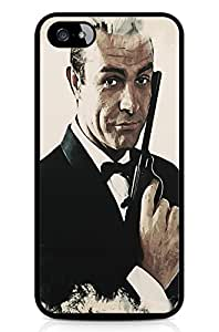 The First 007 Back Case for iPhone 5 / 5S