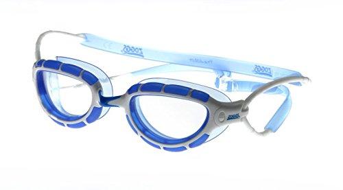 Zoggs - Gafas de natación Predator para adulto, color azul