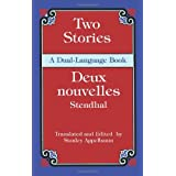 Two Stories/Deux nouvelles: A Dual-Language Book (Dover Dual Language French) (English and French Edition) ~ Stendhal