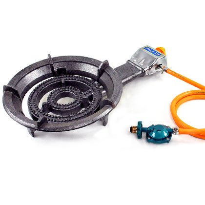 Electric Igniter Portable Propane Gas Stove