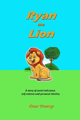 Ryan the Lion: Czar Tracey: 9781460912881: Amazon.com: Books