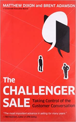 A Workbook for Developing Challenger Sale Presentations