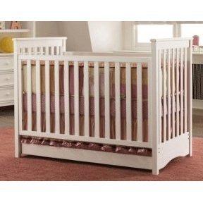 Bonavita Peyton Classic Crib Classic White Baby Shop
