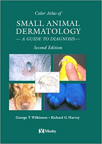 Color Atlas of Small Animal Dermatology: A Guide to Diagnosis, 2e