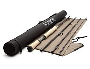 "Wild Water Fly Fishing 5/6 Weight 11 Foot 4 Piece ""River Run Series"" Switch Rod from Wild Water Fly Fishing"